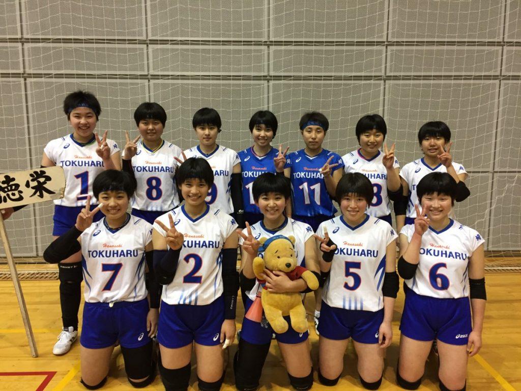 女子バレーボール部 埼玉県新人大会 結果