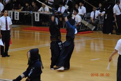 平成30年度全国高校剣道大会埼玉県予選会(男女個人戦)