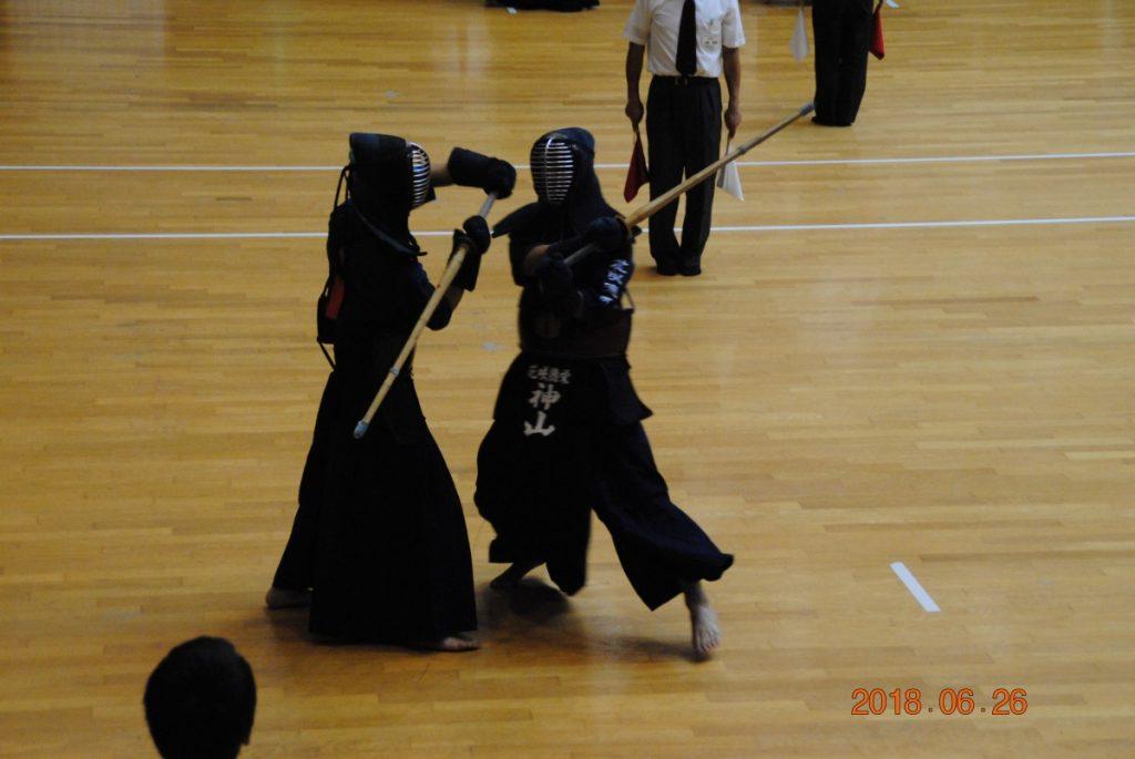 剣道部(男子)インターハイ予選結果報告