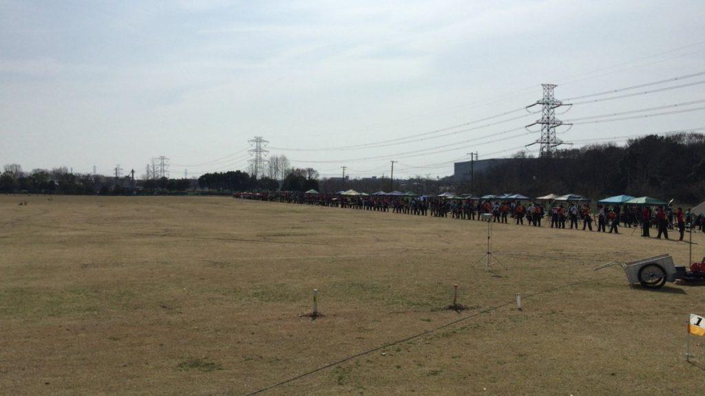 平成30年度第64回埼玉県高校部公認アーチェリー大会実施