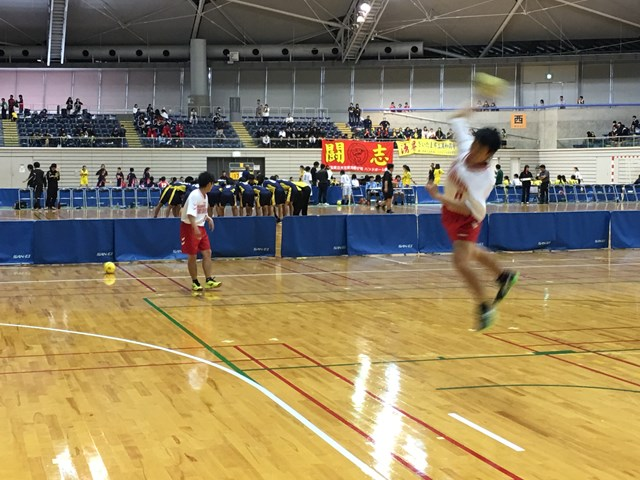 関東高等学校ハンドボール大会県予選