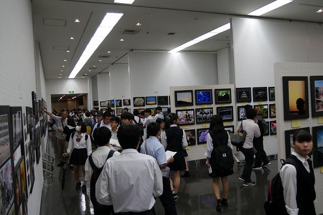 第38回埼玉県高等学校写真連盟写真展 その2