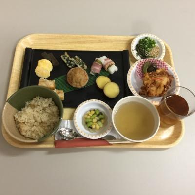 保護者・加須市民対象スタメシ昼食会