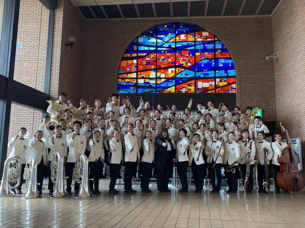 埼玉県吹奏楽コンクールAの部県大会