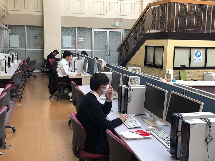 冬休みの大学入試対策センター3 ~頑張れ、受験生 センター試験まで残り13日~