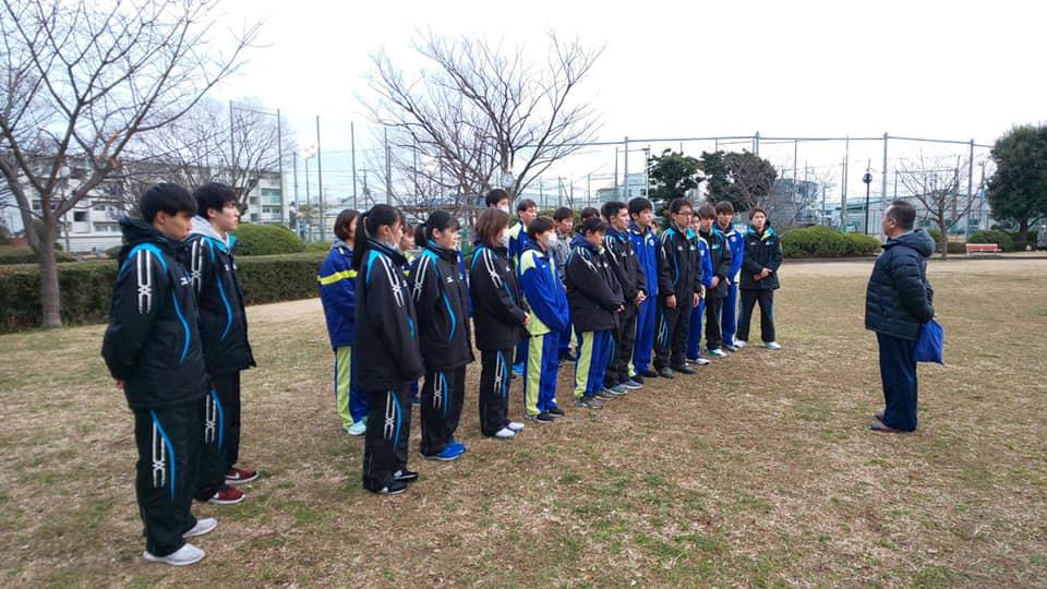 埼玉県新年ジュニア水泳競技大会