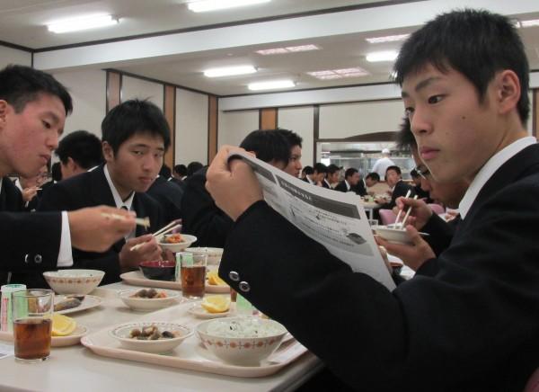 """平成27年度 文部科学省「スーパー食育スクール」 """"2年連続の指定校"""""""