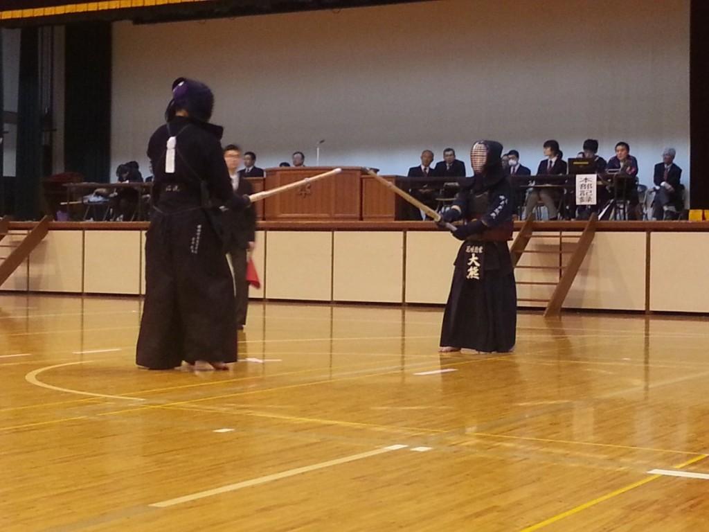 平成27年度春季東部支部高校剣道大会 試合結果