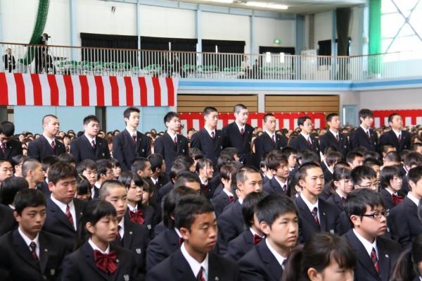 平成27年度 第34回入学式