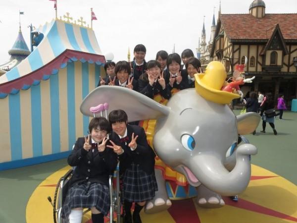 学年便り2年その1 ~東京ディズニーランドへ!~
