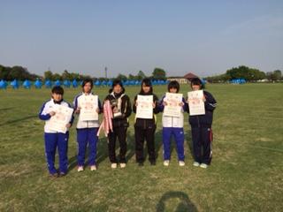 平成27年度 関東大会県予選アーチェリー大会 結果報告