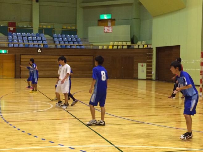 ハンドボール部 関東大会2次予選会