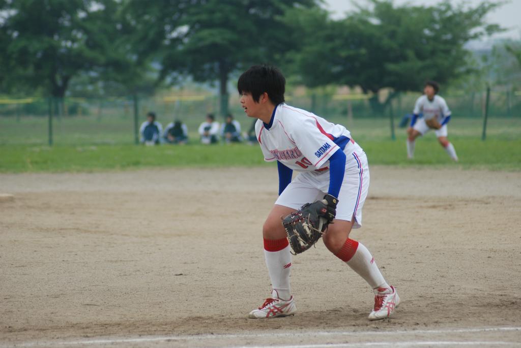 女子ソフトボール部関東大会県予選結果