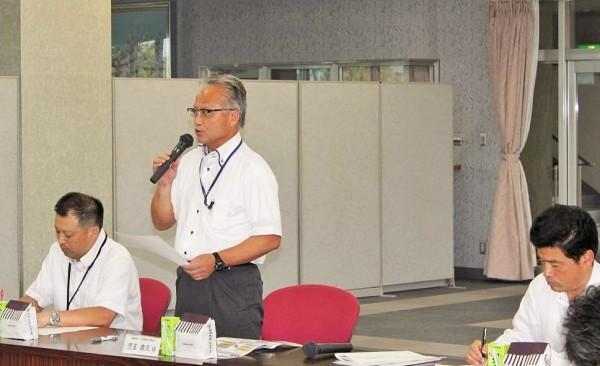平成27年度文部科学省事業「スーパー食育スクール」第1回推進委員会開催