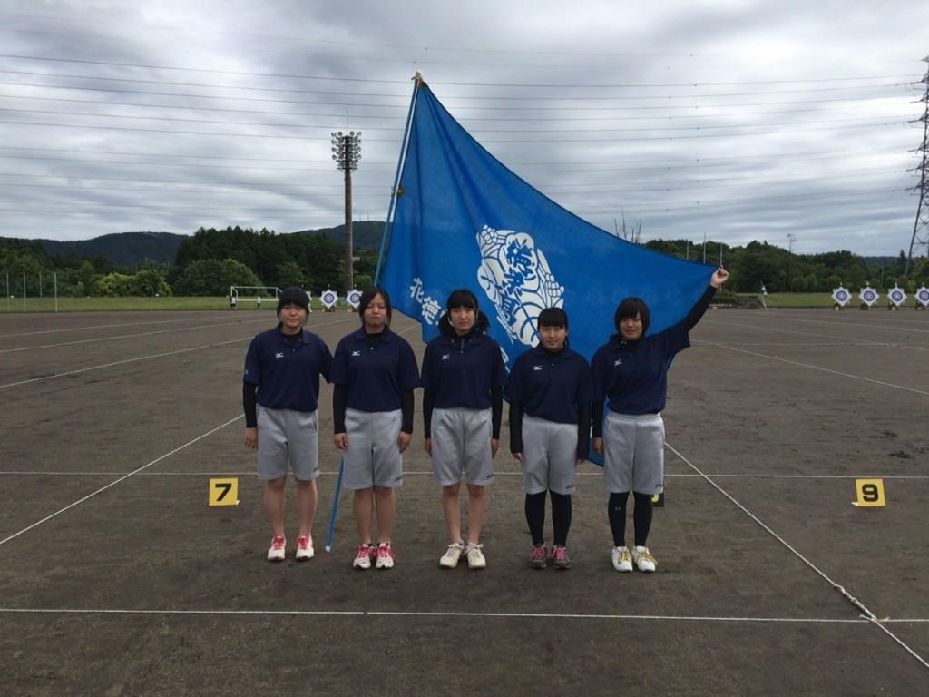 平成27年度関東高等学校アーチェリー大会 結果報告