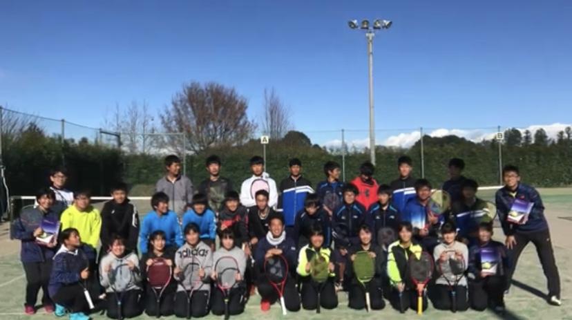 テニス部(男・女)