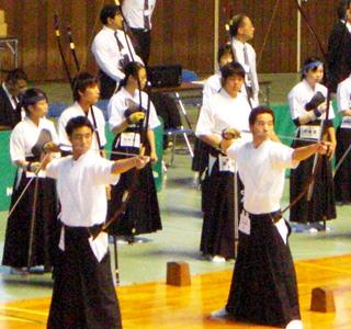 弓道部(男・女)