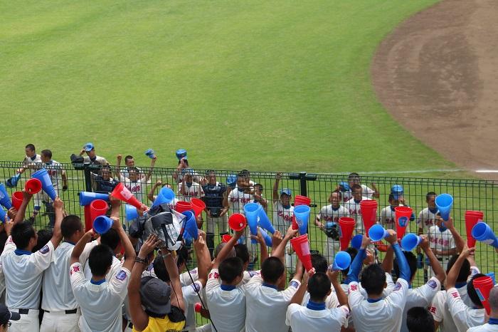野球部、埼玉県大会を制し4年ぶり3度目の甲子園へ