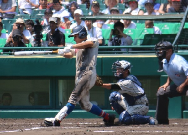 甲子園野球応援 ~3回戦突破、ベスト8進出~