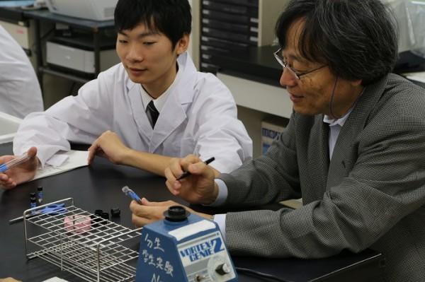 2年アルファコース第1回埼玉大学連携講座