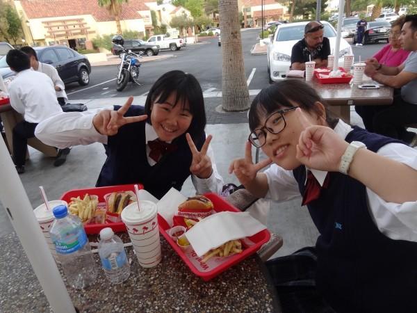 食育実践科2年生 in アメリカ  ~4日目~