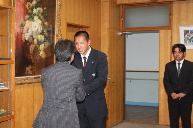 3年大瀧愛斗君、西武ライオンズから4位指名!