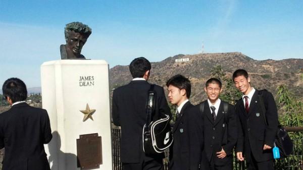 普通科2年アメリカ修学旅行【1班(16・17組)⑤】