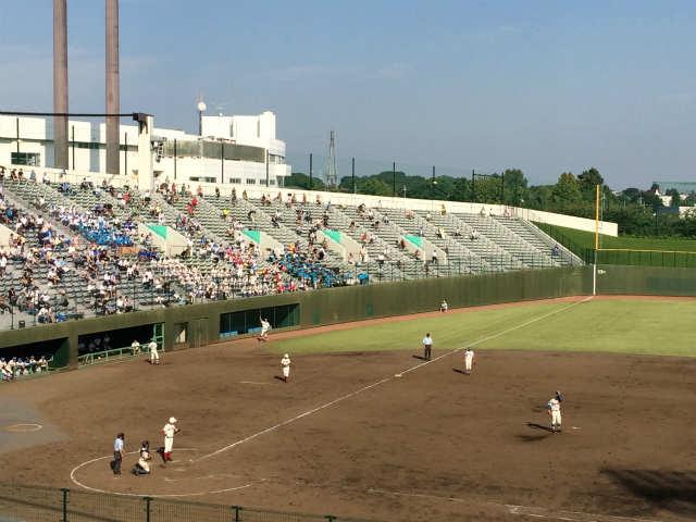 硬式野球部、秋季高校野球県大会 準優勝!