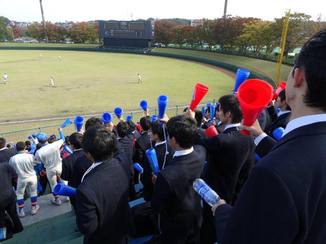 秋季高校野球関東大会 準々決勝