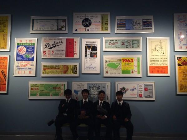 普通科2年アメリカ修学旅行【5班(13~15組)①】
