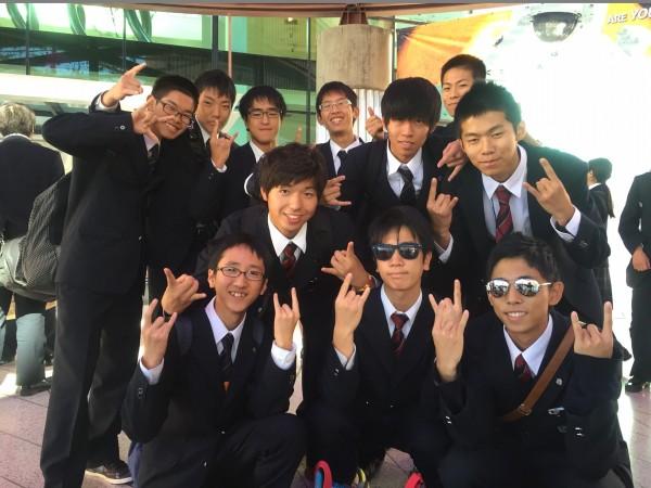 普通科2年アメリカ修学旅行【4班 アドバンスコース特別進学クラス③】