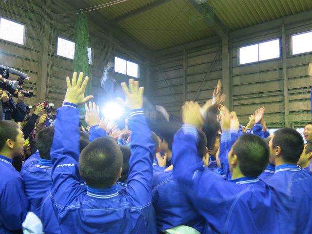 硬式野球部 第88回選抜高校野球大会 出場決定!