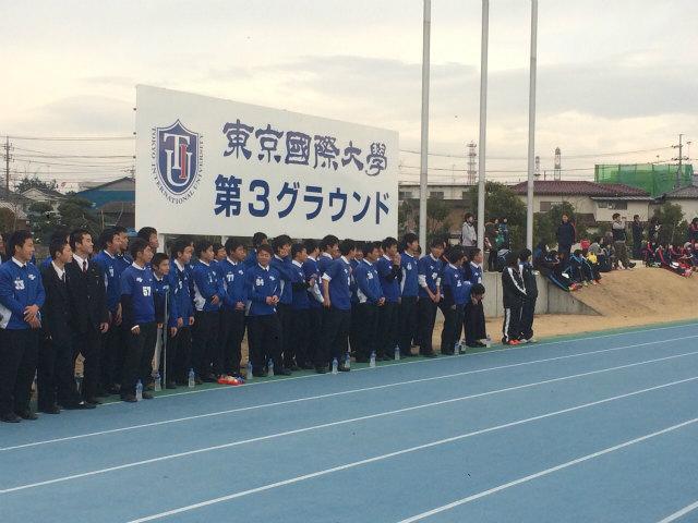女子サッカー部 新人戦準優勝!