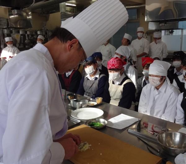 加須東中学校と交流授業を実施!