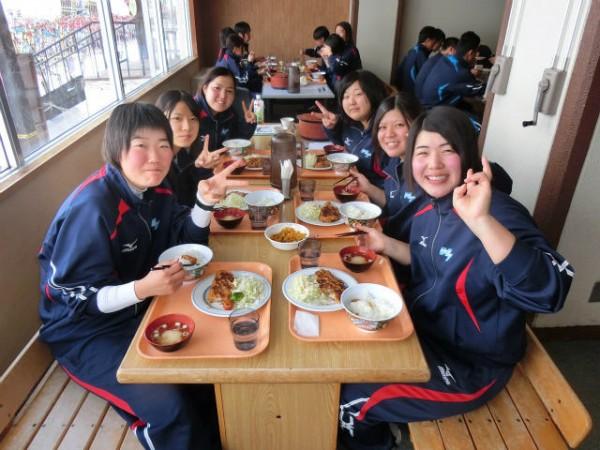 3年(保体類型)ウィンタースポーツ実習 【最終日】