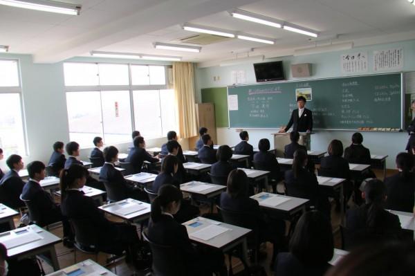 第35回入学式挙行