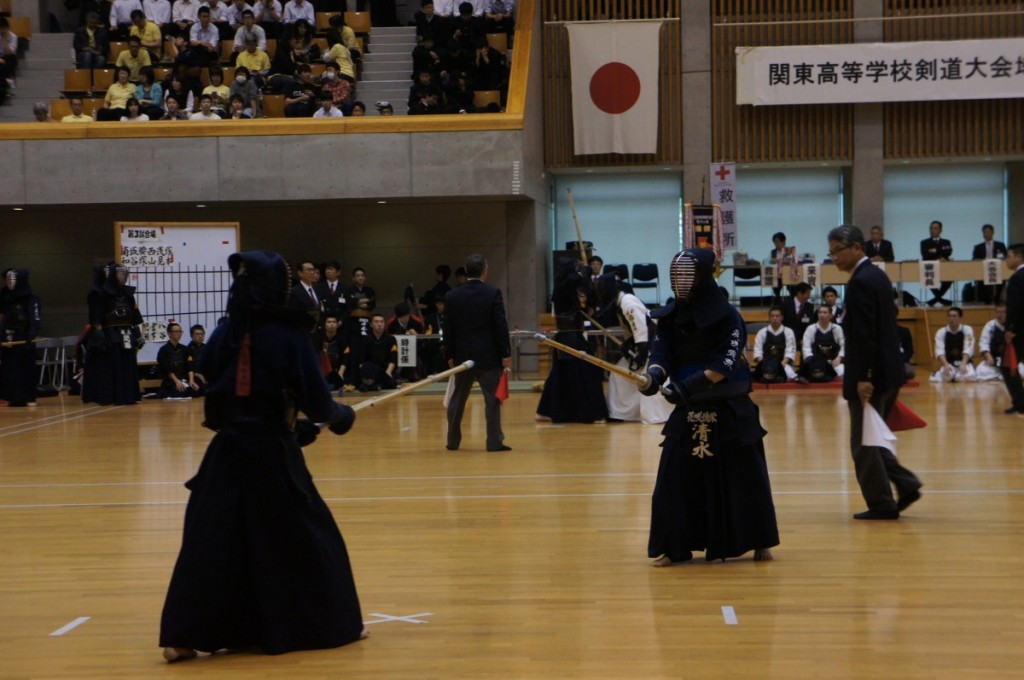 剣道部 関東予選男子団体戦ベスト8、個人戦ベスト16