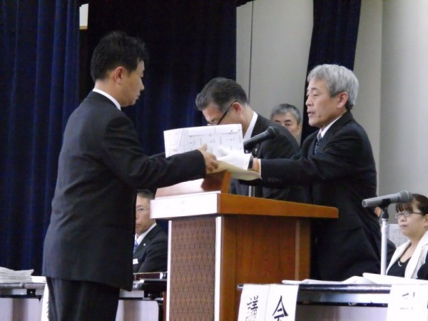 平成28年度保護者会総会が実施される