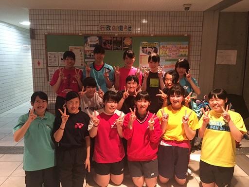 全国高校総体予選(個人戦)結果