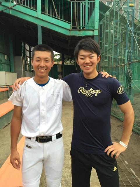 楠本泰史先輩、侍ジャパン大学代表に選出!