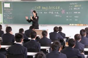 入学式 (4)