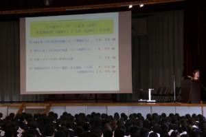 終業式&食育指導 (4)