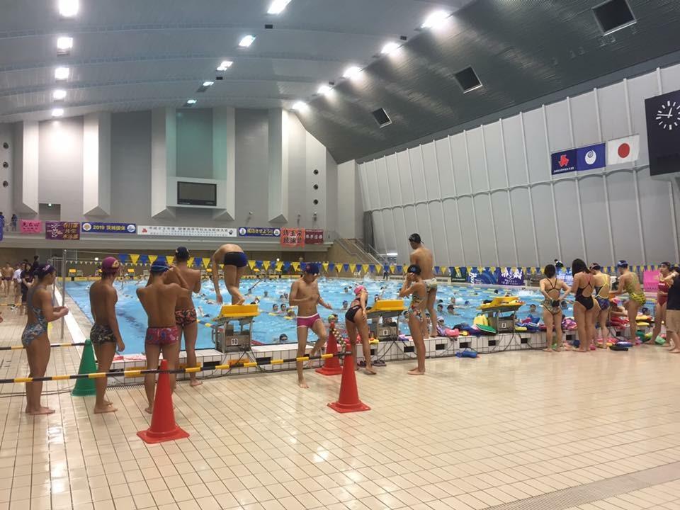 競泳部 インターハイ出場決定!