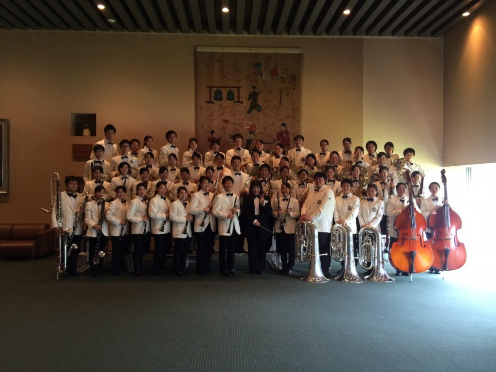 第57回埼玉県吹奏楽コンクール高等学校Aの部県大会