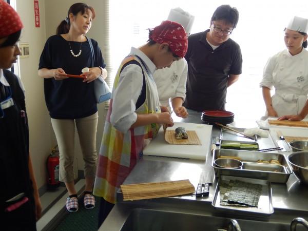 第1回食育実践科体験を実施しました