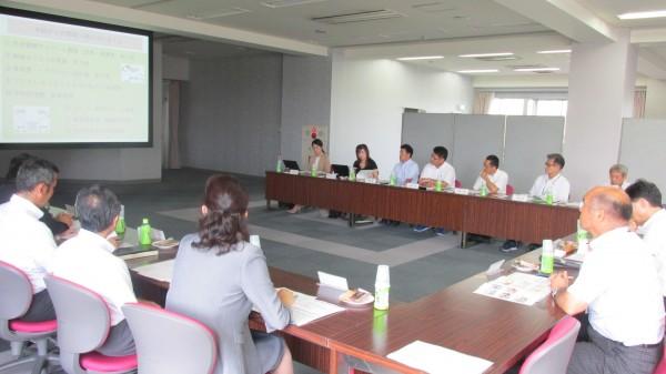 平成28年度文部科学省事業「スーパー食育スクール」第2回推進委員会開催