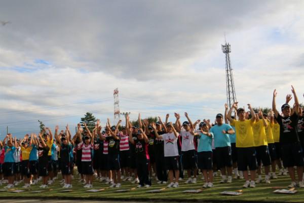平成28年度 第35回体育祭を実施しました