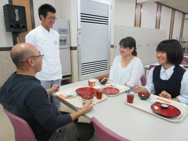 第3回食育実践科体験学習を実施しました