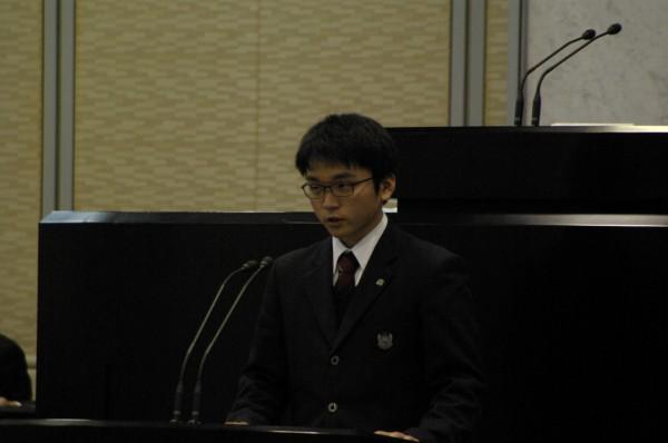 加須市青少年未来議会に参加しました。