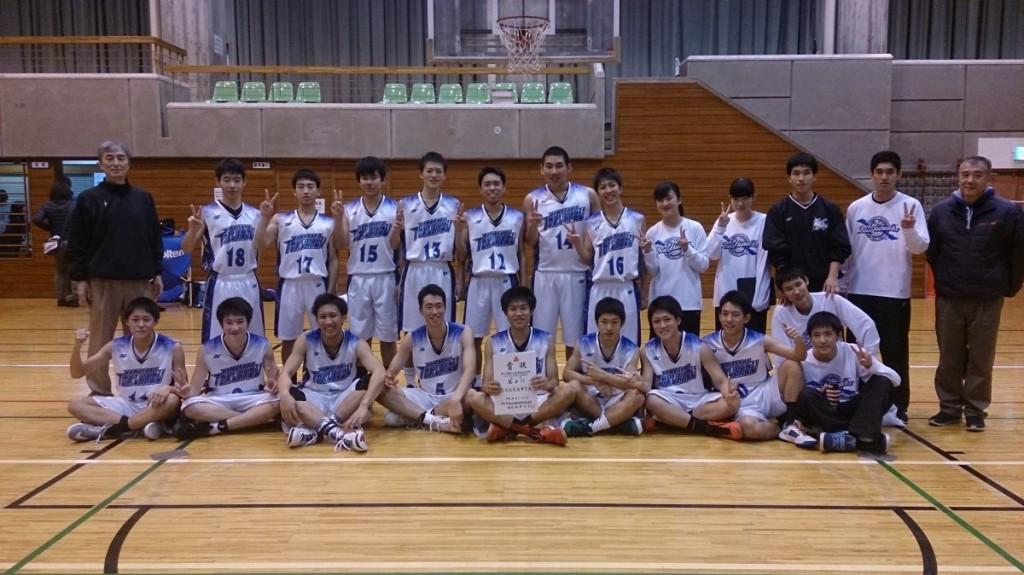 平成28年度 埼玉県東部支部バスケットボール新人大会結果報告